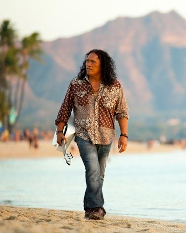 Henry Kapono at Waikiki Shell